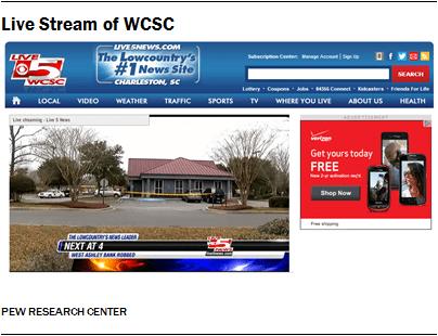 Live Stream of WCSC