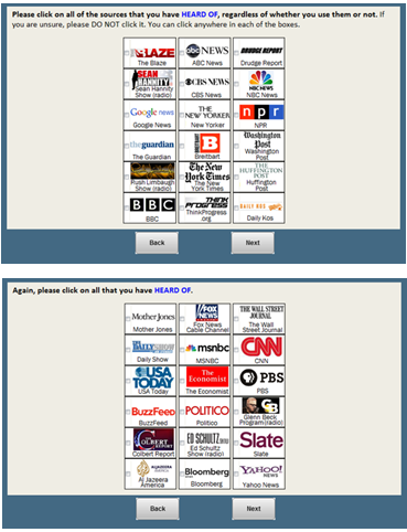 The News Sources